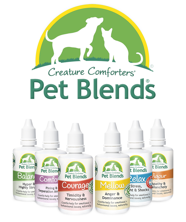 Pet Blends flower essences for animals