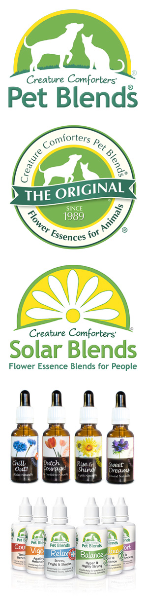 Pet Blends and Solar Blend logo