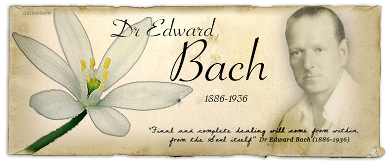 Dr Edward Bach Flower Remedies